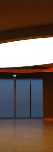 Stretch Ceiling Light