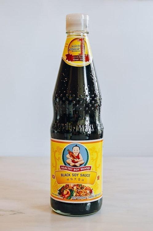HBB black soy sauce