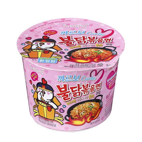 Samyang Carbo Hot Chicken Ramen Bowl