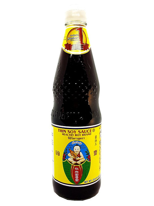 HBB thin soy sauce