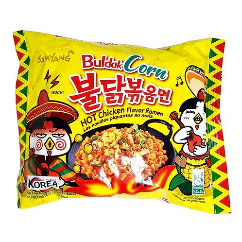 Samyang Corn Hot Chicken Ramen