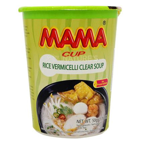 Mama Rice Vermicelli Clear Soup - 1ct