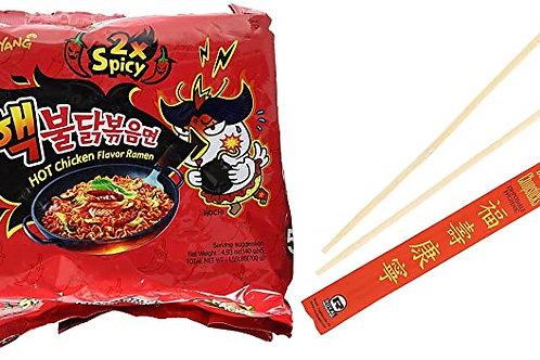 Samyang 2x Spicy Hot Chicken Ramen