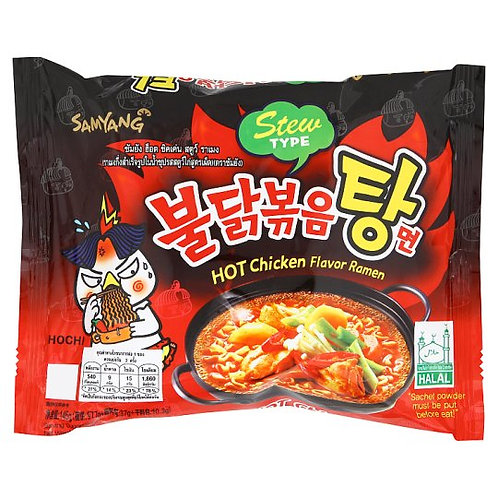 Samyang Hot Chicken Ramen Stew