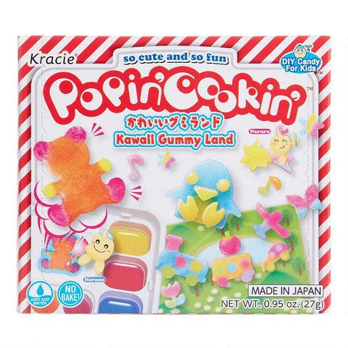 Tanoshii Kawaii Gummy Land - Popin' Cookin'