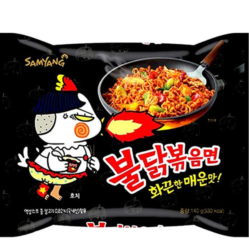 Samyang Buldak Hot Chicken Ramen