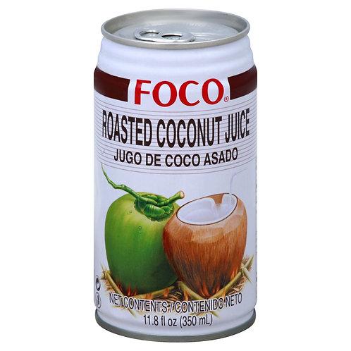 Foco Roasted Coconut Juice 11.8 oz