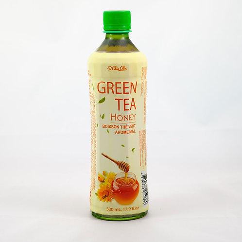 Chin Chin Green Tea with Honey