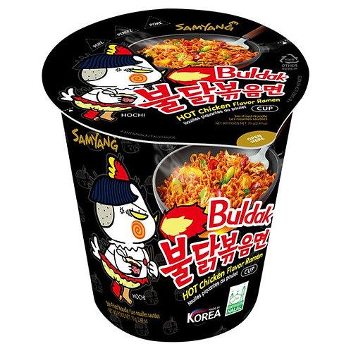 Samyang Buldak Hot Chicken Ramen Cup - 1 ct