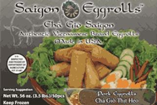 Saigon Eggrolls Pork