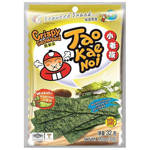 TKN Crispy Seaweed - Wasabi
