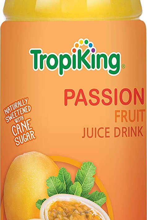 TropiKing Passionfruit Drink