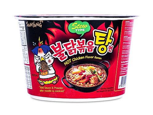 Samyang Hot Chicken Stew Ramen Bowl