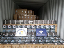 Federal Revenue seizes more than 20,000 adulterated TV Box sets in the Port of Santos