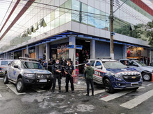 Federal Revenue holds operations against sale of counterfeit products in São Paulo downtown