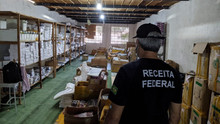 Operation against piracy seizes counterfeit glasses and frames in Recife