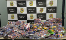 Deic seizes about 8,900 counterfeit items in the city of São Paulo