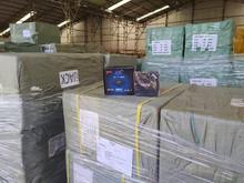 Receita Federal apreende 24.800 aparelhos de tv box em Itaguaí/RJ