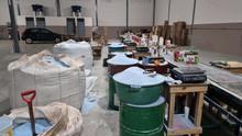 Police closes counterfeit detergent powder factory in Nova Serrana