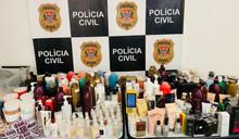 Polícia Civil prende suspeita de falsificar cosméticos em Indaiatuba