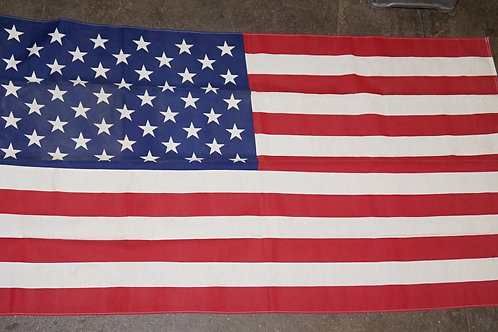 50 Stars American Flag Mfg By Anninco