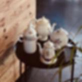 🇮🇹 Approvvigionamento di teiere della