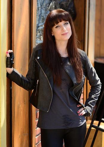 "Cara Leahy as Erin in ""Warmed-Over Krautrock"""