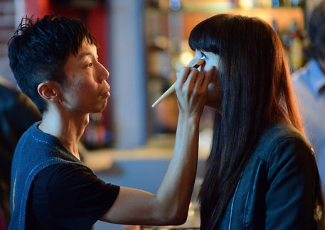 Akihiro_Sawada_WOKR_makeup