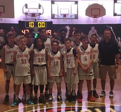 experience for our U12Iasparro team, who went 4-1 at the _basketbullhoops HOF Classic, and got to pl