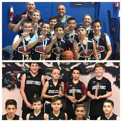Both of our U11 teams (Haney & Goldstein) went to the Staten Island Stingrays Classic & swept throug
