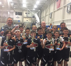 17 straight wins & 4 straight tourney championships, our U11Haney squad is having a heck of a Spring