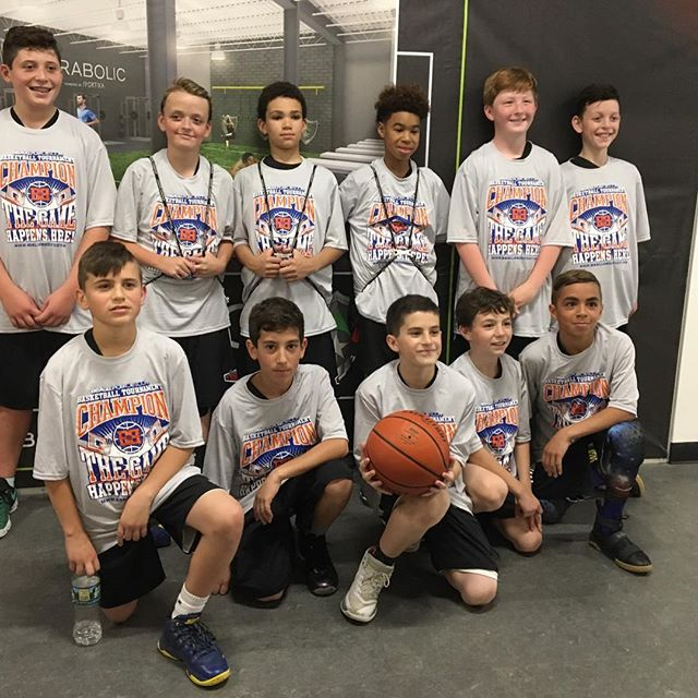 U11Goldstein completed a 4-0 weekend by beating the On Point Cyclones (NY) to win the Sportika Sprin