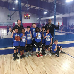 U10Buck beats the King Street Kings 45-28 to win the Sportika Spring Jam Classic, they are now 11-1