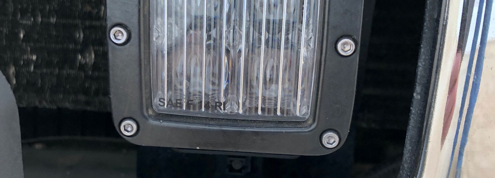LED SAE-Compliant Fog LIghts