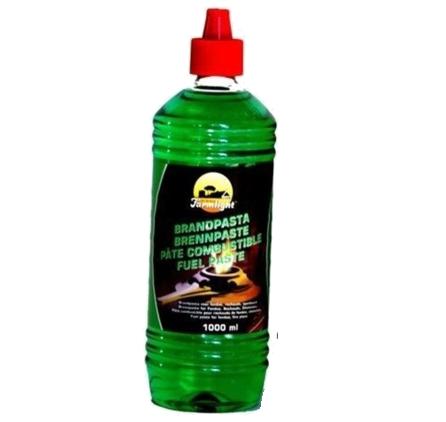 ג'ל אלכוהול ירוק להדלקה