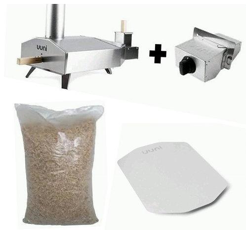 מבער גז ופלטס+OONI - S 3 טאבון