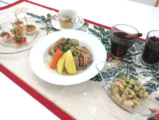 らでぃっしゅぼーや初台キッチン「12月普段着のフランス料理講座」