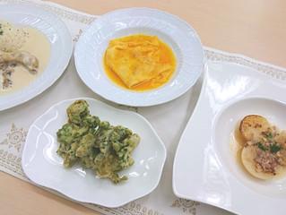 らでぃっしゅぼーや 3月普段着のフランス料理