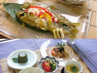 6月レッスンのご案内 らでぃっしゅぼーや初台キッチン「6月四季の日本料理~鯵の三枚おろしをマスターしましょう~」