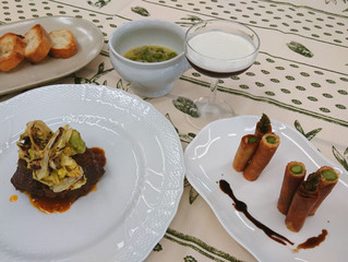 らでぃっしゅぼーや 5月普段着のフランス料理