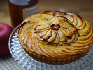 11月リンゴのタルト(Tarte aux Pommes)レッスンのご案内