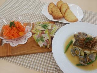 らでぃっしゅぼーや初台キッチン「3月普段着のフランス料理講座」