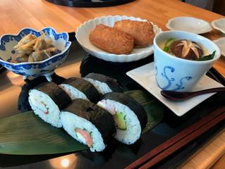 Le cours de cuisine japonaise