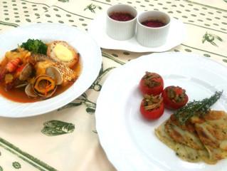 らでぃっしゅぼーや1月の普段着のフランス料理