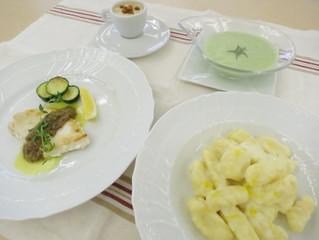 らでぃっしゅぼーや初台キッチン「7月普段着のフランス料理講座」