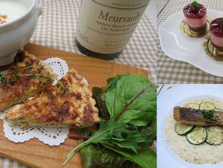 らでぃっしゅぼーや初台キッチン「4月普段着のフランス料理」