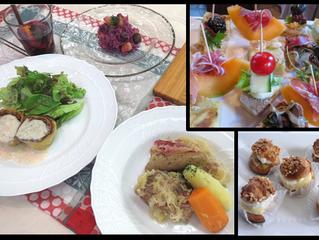 レッスンのご案内 らでぃっぼーや初台キッチン「普段着のフランス料理」