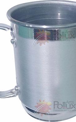 Caneca Alumínio 400ml Para Sublimação - modelo 11OZ