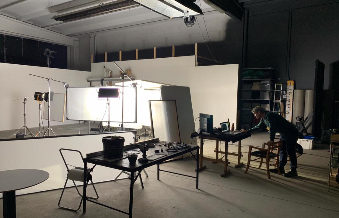 Set / spazio / luci / direttore della fotografia