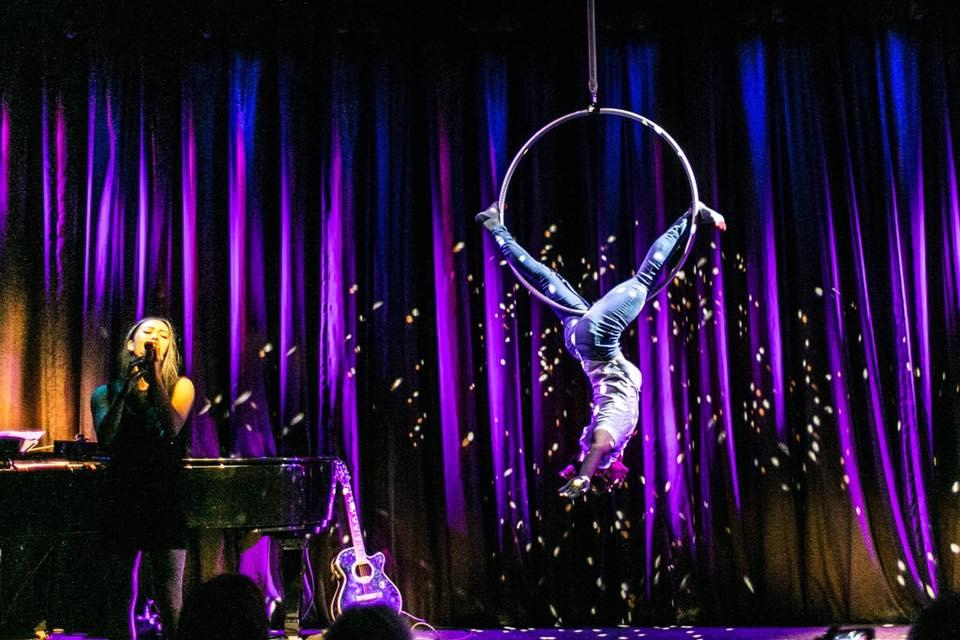 'Lay Me Down' - Miss Saigon Cabaret